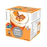 Nescafé Dolce Gusto for Nescafé Dolce Gusto Brewers, Nestea Peach, 16-Count Capsules (Pack of 3)