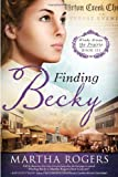img - for Finding Becky: Winds Across the Prairie, Book Three book / textbook / text book