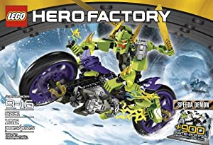Lego Hero Factory SPEEDA DEMON [6231]