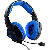Number-One Professional Stereo Computer Game Headphone Headset Wired USB Over Ear Game Gaming Headband With Microphone...