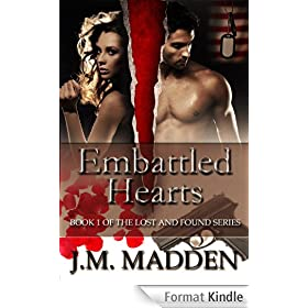 Embattled Hearts (Military Romantic Suspense) (Lost and Found Book 1) (English Edition)