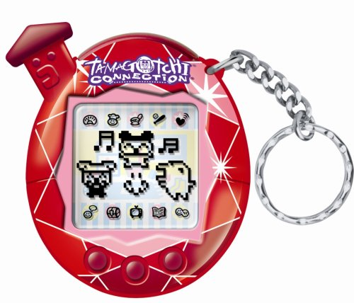 Tamagotchi Connection V 5- Familitichi - Brilliant Ruby
