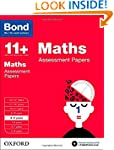 Bond 11+: Maths: Assessment Papers: 8...