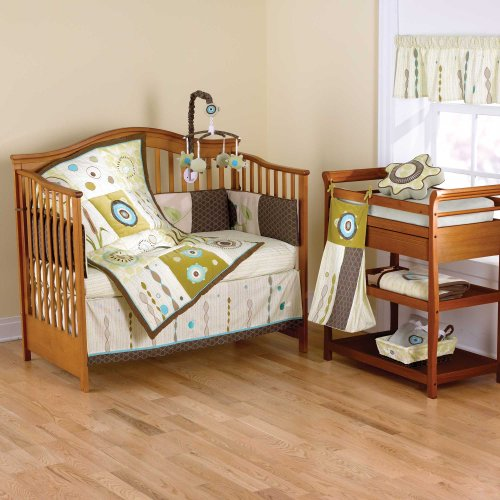 Galapagos 5 Piece Baby Crib Bedding Set By Beansprout front-1013605