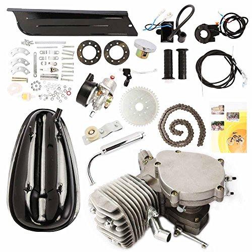 hpcutter-moteur-a-essence-80cc-2-temps-kit-de-motorisation-pour-velo-2-temps-80cc-silencieux-chrome-