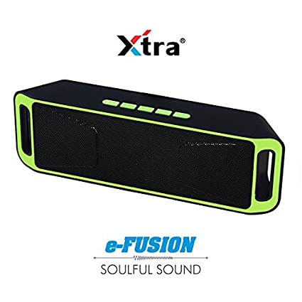 Xtra Mega Bass Wireless Bluetooth Speaker