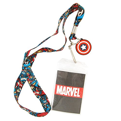 Why Should You Buy Captain America Lanyard