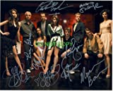 FIREFLY / Serenity TV show cast 8x10 reprint signed photo by all 9 #2