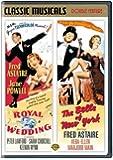 Royal Wedding & Belle of New York [Import USA Zone 1]