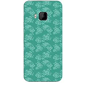 Skin4gadgets FLORAL Pattern 56 Phone Skin for HTC ONE M9