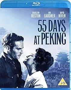 55 Days At Peking [Blu-ray] [UK Import]