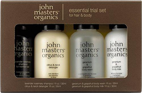 John Masters Organics Essential Travel Kit, 1er Pack (1 x 120 ml) thumbnail