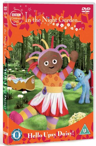 In the Night Garden - Hello Upsy Daisy [DVD]