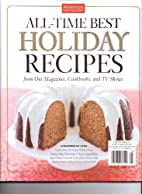 Americas Test Kitchen All-Time Best Holiday…