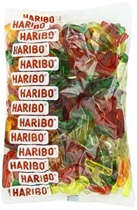 Haribo Gummi Candy, Alphabet Letters, 5-Pound Bag