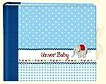 Unser Baby (hellblau): Großes Foto-Ei...
