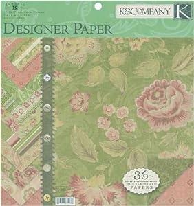 K&Company Classic K McKenzie Paper Pad