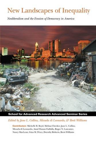 New Landscapes of Inequality: Neoliberalism and the Erosion of Democracy in America (School for Advanced Research Advanced Seminar Series) (Advanced Inequalities compare prices)