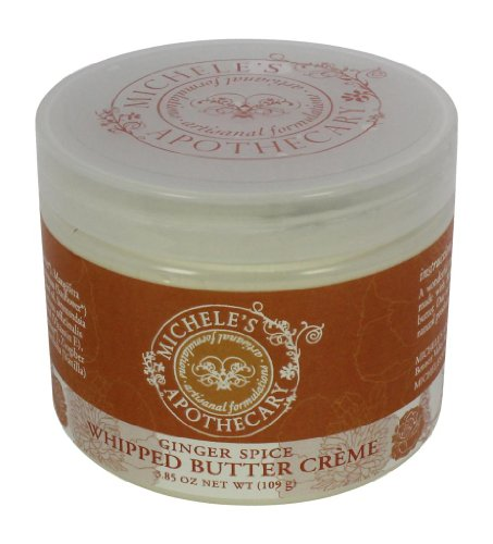 Michele'S Apothecary Ginger Spice Whipped Butter Crème - 3 Oz