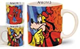 Disney by International Artist Romero Britto for Enesco Goofy Mug 4.25 IN