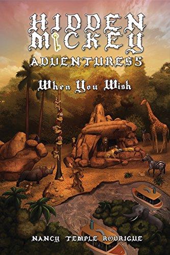 HIDDEN MICKEY ADVENTURES 5: When You Wish (Hidden Mickey Adventures, volume 5)