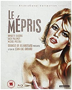 Le Mepris (The Studio Canal Collection) [Blu-ray]