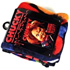 Bride of Chucky Collectors Memorabilia: Super Soft 60 Throw Chucky Doll Blanket