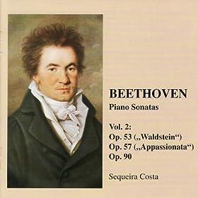 Beethoven: Sonatas Nos. 21, 23, 27