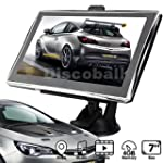 """DISCOBALL 7"""" Inch Touch Screen Car GP..."""