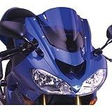 03-07 SUZUKI SV650S: Puig Racing Windscreen - Blue (BLUE)