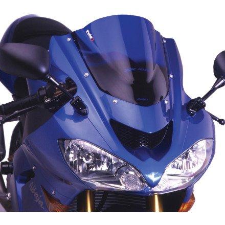 12-13 Honda Cbr1000Rr: Puig Racing Windscreen - Blue (Blue)