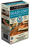 FAMOWOOD® GLAZE COAT CLEAR EPOXY  QUART KIT