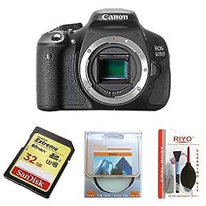 Canon EOS 600D Appareils Photo Numériques 18.7 Mpix