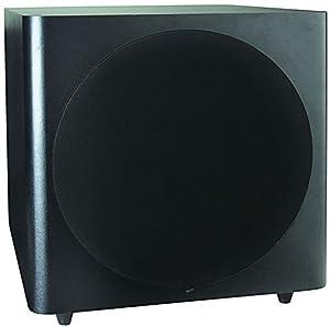Dayton Audio SUB-1200 12-Inch 120 Watt Powered Subwoofer (Black)