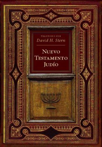 nuevo-testamento-judio-fl-spanish-edition