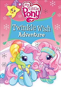 My Little Pony - Twinkle Wish Adventure [DVD]