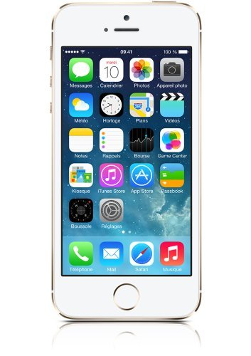 Apple iPhone 5s 16GB 4G Argento