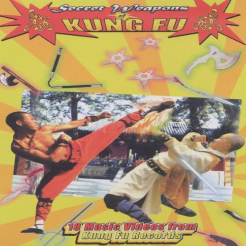 Secret Weapons of Kung Fu [DVD] [Import]