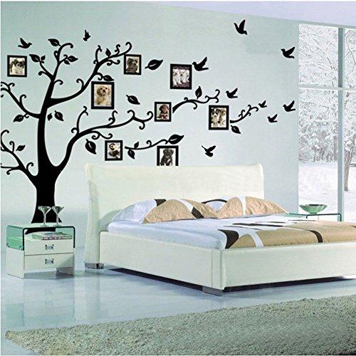 Memory Tree Wall Decal Decor Sticker Removable Wall Decal for Living Room£¬children Rooms - 1