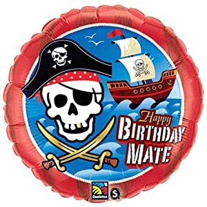 Click to buy Pirate Birthday Party Ideas: 18