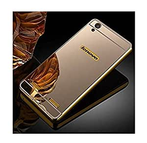 Lenovo A6000 Luxury Bumper + Back Cover By Rapid Zone