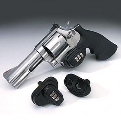 Franzen Security Gun Combination Trigger Lock, Universal