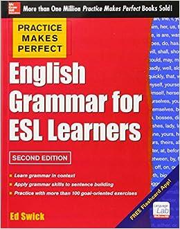 Practice makes perfect english grammar formats