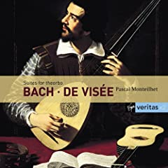 Bach/De Vis�e: Suites for Theorbo