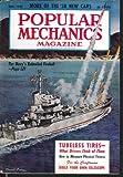 POPULAR MECHANICS Navy Missile Destroyer Tubeless Tires Telescope How-To 12 1957