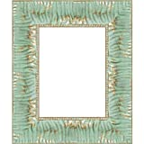 Frame model Camelia Green Made in Italy - Frame 13x18 (ext. size 26,2x31,2)