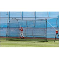 Heater Trend Sports PowerAlley Batting Cage by Trend Sports
