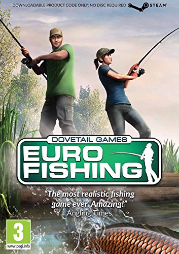 Euro Fishing Box with Download Code (PC)