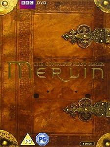 Merlin - Complete Series 1 Box Set [DVD]