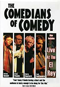 The Comedians of Comedy:  Live at the El Rey (Patton Oswalt / Brian Posehn / Maria Bamford / Zach Galifianakis)